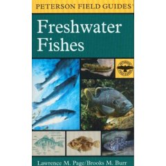 Buch:  Field Guide to Freshwater Fishes: North America North of Mexico