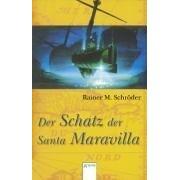 Buch: Der Schatz der Santa Maravilla