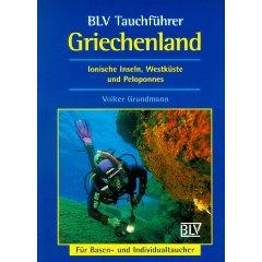 Buch:  Griechenland. BLV Tauchführer