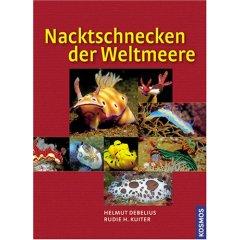 Buch: Nacktschnecken der Weltmeere