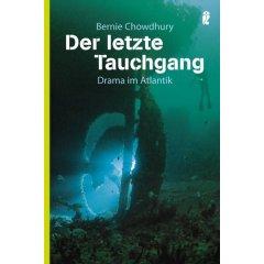 Buch: Der letzte Tauchgang. Drama im Atlantik