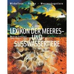 Buch: Lexikon der Meeres- und Süßwassertiere