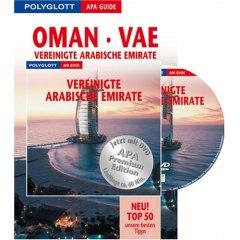 Buch + DVD: Oman / Vereinigte Arabische Emirate. Polyglott Apa Guide