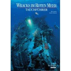 Buch: Wracks im Roten Meer, Tauchführer