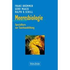Buch: Meeresbiologie. Spezialkurs zur Tauchausbildung