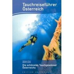 Buch: Die schönsten Tauchgewässer Österreichs