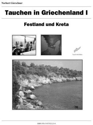Buch: Tauchen in Griechenland I