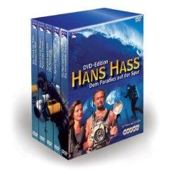 DVD: Hans Hass - Dem Paradies auf der Spur