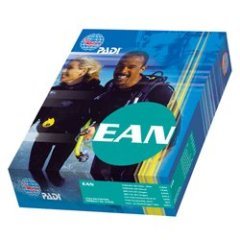 PADI: EAN Nitrox Diver Kit - Deutsch