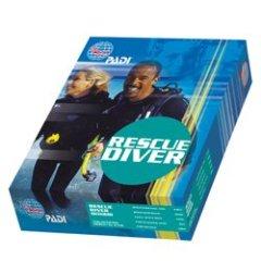 PADI: Rescue Diver Kit - Deutsch