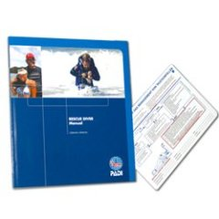 PADI: Rescue Diver Manual - Deutsch
