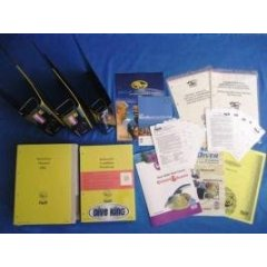 PADI: Basic Open Water Scuba Instructor Kit - OWSI