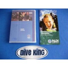 PADI: Night Diver DVD (Nacht -Taucher)