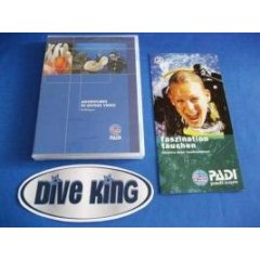 PADI: Advanced Open Water Diver DVD - AOWD