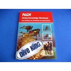 PADI: Knowledge Workbook in deutsch