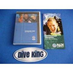PADI: Divemaster DVD - Mehrsprachig