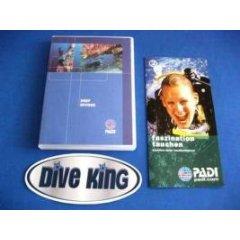 PADI: Specialty DVD Deep Diver - Tieftauchen