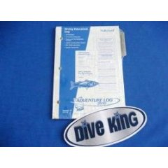 PADI: Diving Education Log Pages - Einlagen für Logbuch