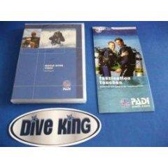 PADI: Rescue Diver DVD - Mehrsprachig