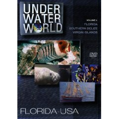 DVD: Under Water World Vol. 4 - Florida USA