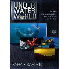 DVD: Under Water World Vol. 6 - Saba Karibik
