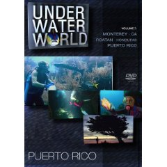 DVD: Under Water World Vol. 7 - Puerto Rico