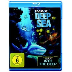 Deep Sea/Into the Deep IMAX  (Blu-ray)