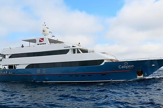 Calipso Dive