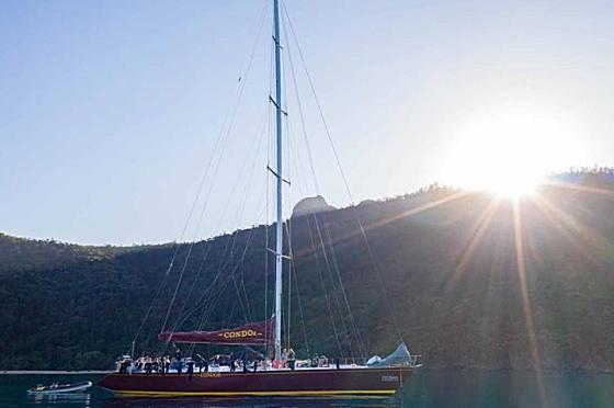 Condor Maxi-Yacht