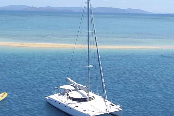 Entice Catamaran