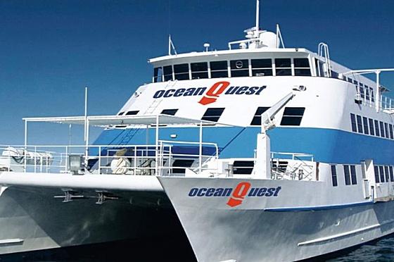 Ocean Quest Katamaran