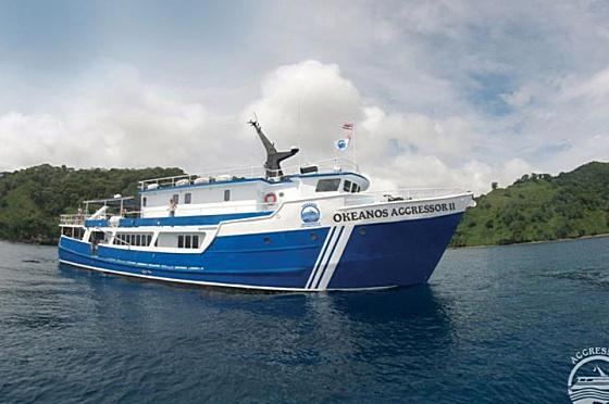 MV Okeanos Aggressor II