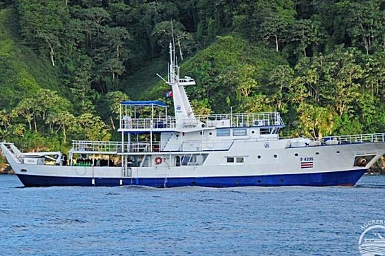 MV Okeanos Aggressor