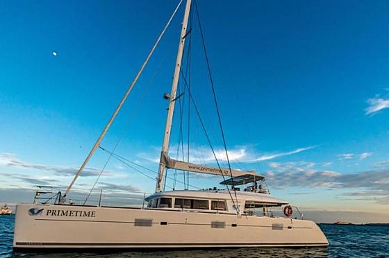 Primetime Catamaran