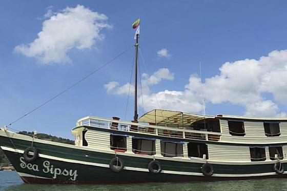 MV Sea Gypsy