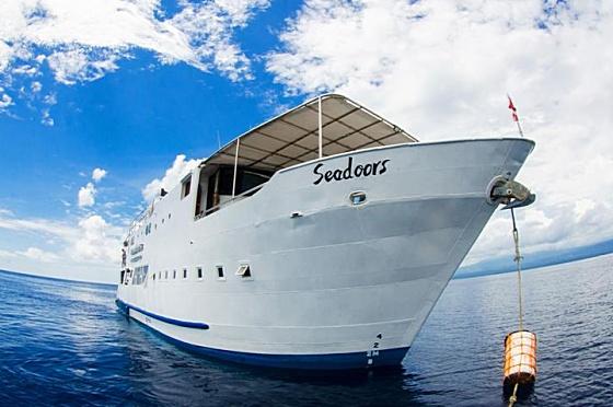 Safariboot Seadoors