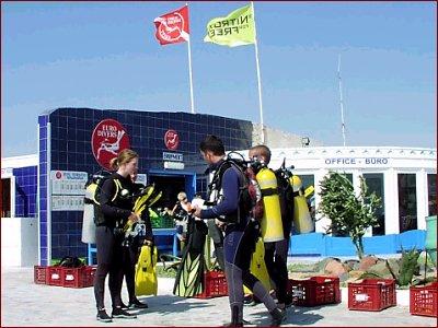Eurodivers Tauchbasis Hurghada