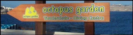Octopus Garden Diving Centre Malta