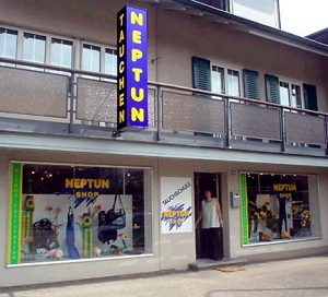 Neptun Shop - Tauchfachsportgeschäft in Muttenz (BL)
