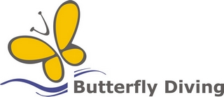 Butterfly Diving, Tucepi, Makarska Riviera, Kroatien