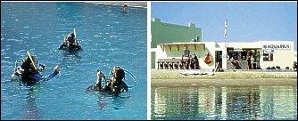 Palm Beach - Aquarius Diving Club