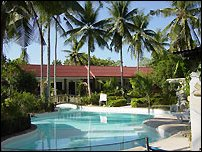 Polaris Beach and Dive Resort, Cabilao Island, Bohol
