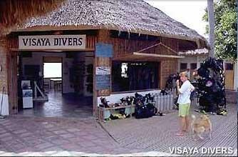 Visaya Divers - Panagsama Beach, Moalboal, Cebu, Philippinen