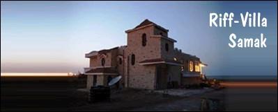 Riff-Villa Hotel Samak und Tauchbasis Samak