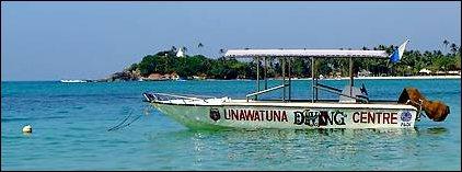 Urlaub und Tauchen in Sri Lanka