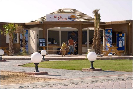 Ilios Dive Club im Steigenberger Al Dau Resort