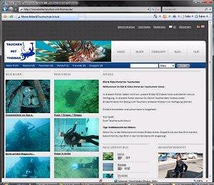 Bild & Video-Community-Portal