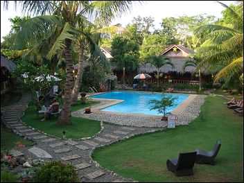 Oasis Resort - Alona Beach