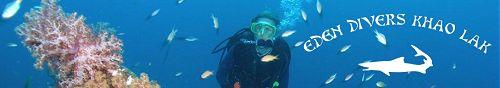 Eden Divers Khao Lak