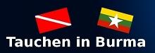 Tauchen in Burma
